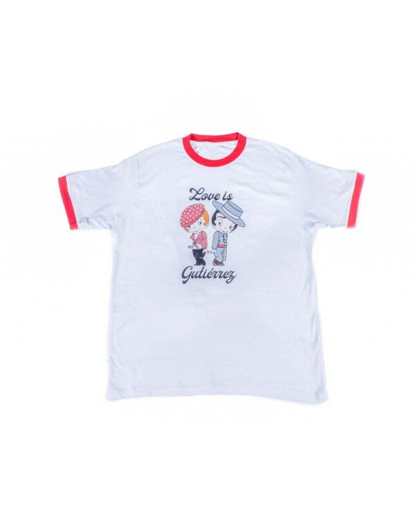 Camiseta Love is Gutiérrez A