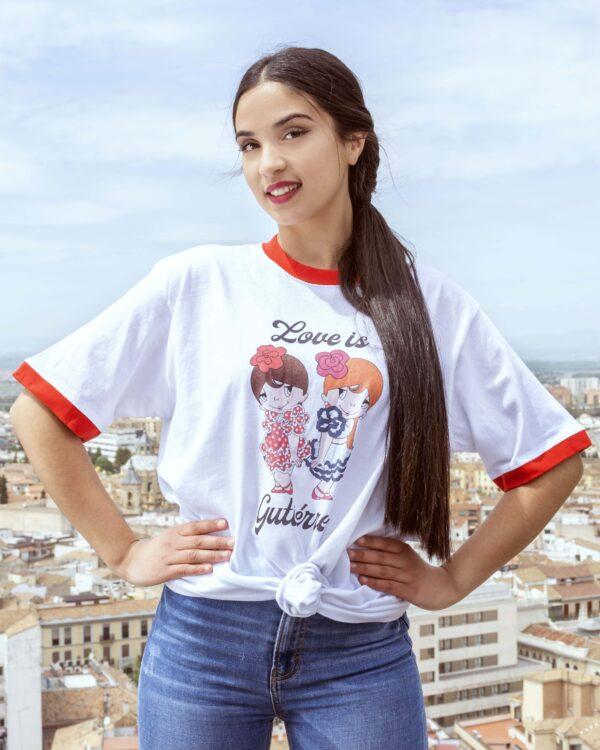 Camiseta Love is Gutiérrez C