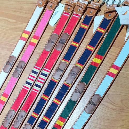 Cinturones variados caballero