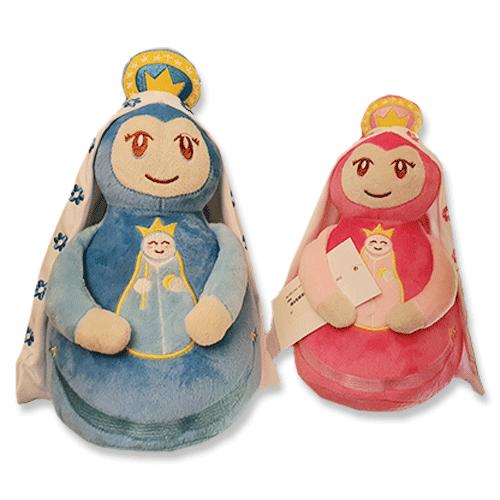"Peluches ""Virgen del Rocío"""